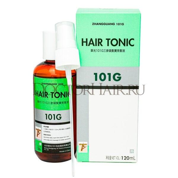 Купить Лосьон Zhangguang 101 G Hair Tonic (export-packing) для волос, 120 мл фото