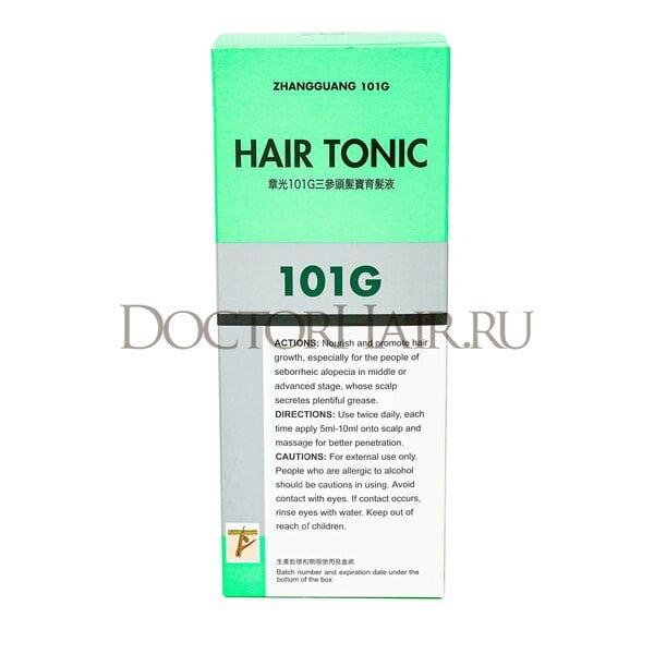 Купить Лосьон Zhangguang 101 G Hair Tonic (export-packing) для волос, 120 мл фото 2