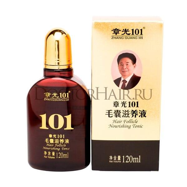 Купить Лосьон питательный для волос Znangguang Fabao 101 Hair Follicle Nourishing Tonic, 120 мл фото
