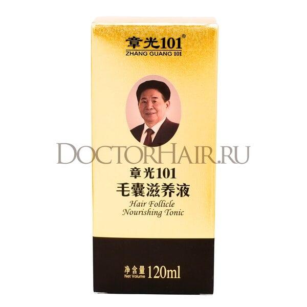 Купить Лосьон питательный для волос Znangguang Fabao 101 Hair Follicle Nourishing Tonic, 120 мл фото 2