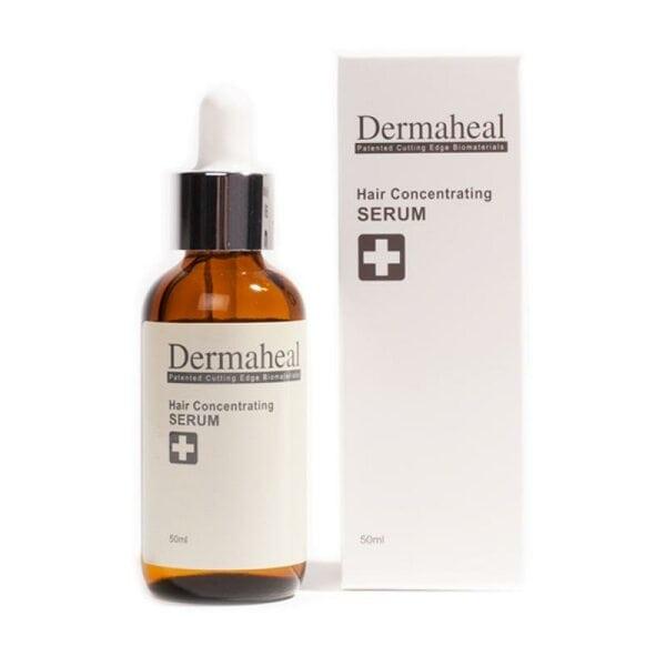 Купить Dermaheal Hair Concentrating Serum Сыворотка для волос концентрированная фото