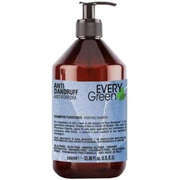 Шампунь от перхоти Anti Dandruff Shampoo Purificante