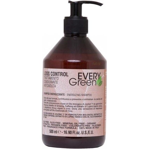Шампунь против выпадения Loss Control Shampoo Energizzante