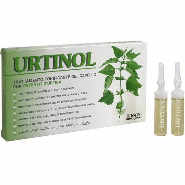 Urtinol Тонизирующий комплекс с экстрактом крапивы против жирности кожи головы и себореи
