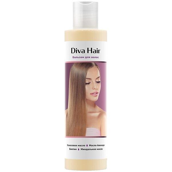 Купить Бальзам для волос Diva Hair 200 мл фото