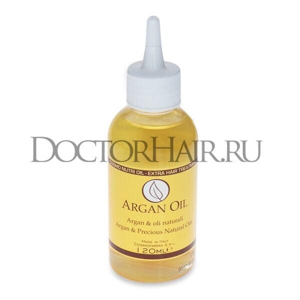 Питательное масло «Космо НУТРИ» для волос - Аргана и натуральные масла