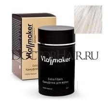 Камуфляж для волос Vlassmaker (белая седина)