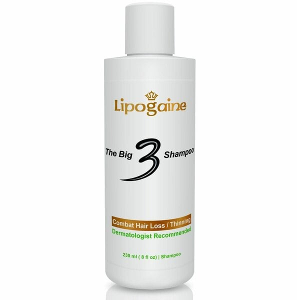 Lipogaine шампунь от выпадения волос