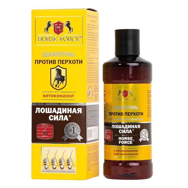 Купить  Лошадиная сила шампунь против перхоти, с кетоконазолом, 250 мл фото
