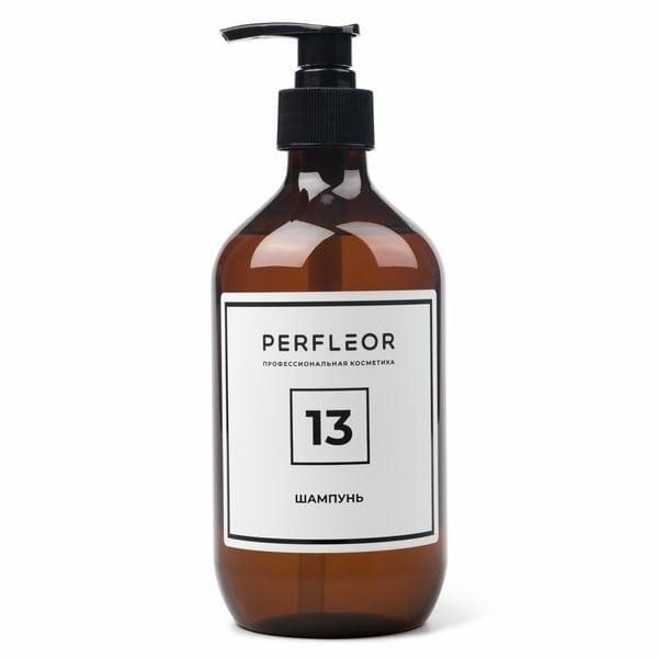 Купить Шампунь для жирной кожи головы №13 Perfleor, 250 мл фото