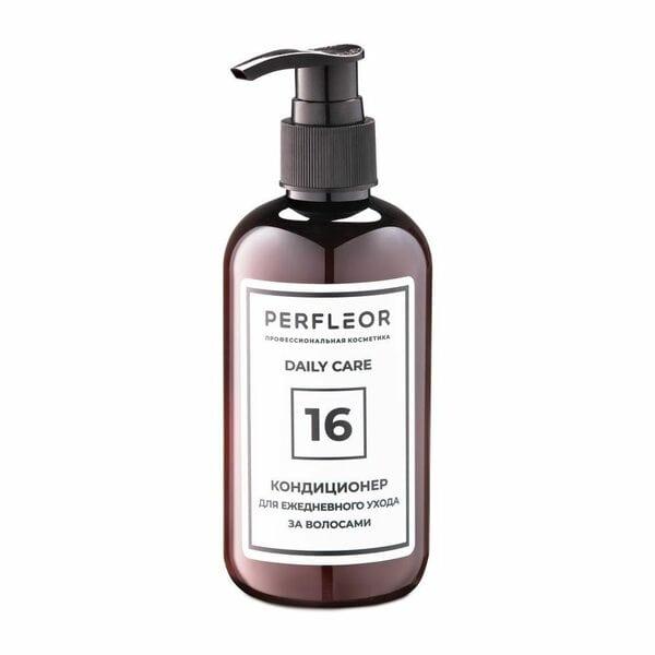Купить Кондиционер Ежедневный уход для нормальных волос №16 Perfleor, 1000 мл фото 1