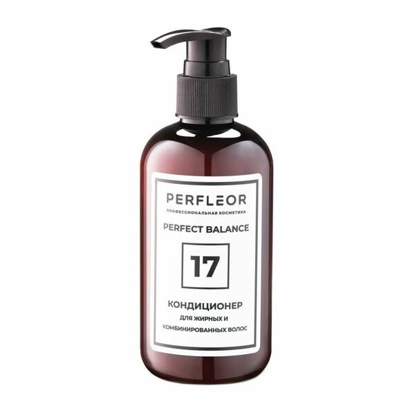 Купить Кондиционер Очищающий для жирной кожи головы №17 Perfleor, 1000 мл фото