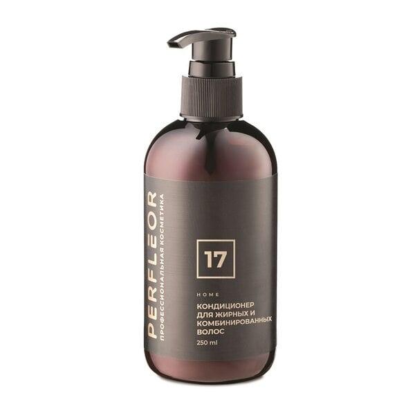 Купить Кондиционер Очищающий для жирной кожи головы №17 Perfleor, 250 мл фото