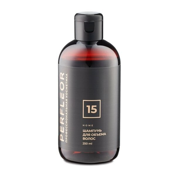 Шампунь для объема волос №15 Perfleor, 250 мл