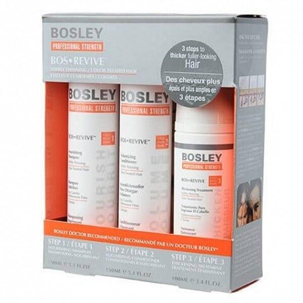 Купить Система для истонченных окрашенных волос (шампунь, кондиционер, уход) фото