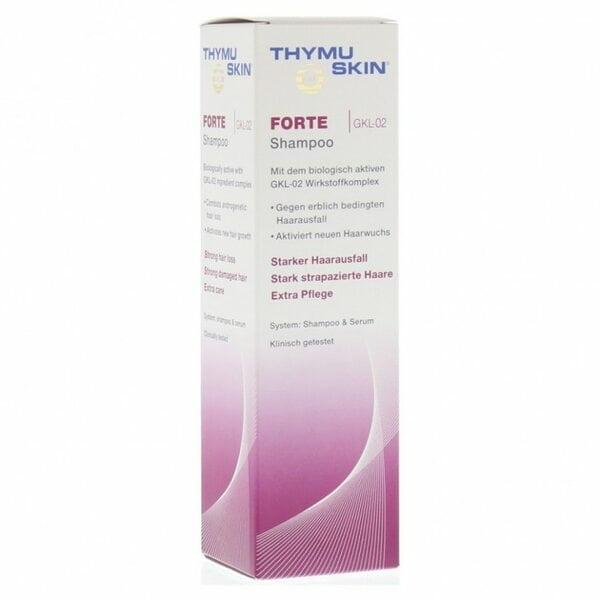 Купить Шампунь Thymuskin Forte против выпадения волос фото