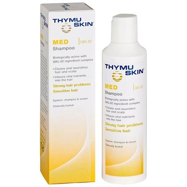 Купить Шампунь Thymuskin Med против выпадения и роста новых волос фото