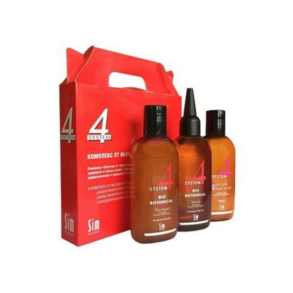 Система 4 комплекс от выпадения волос