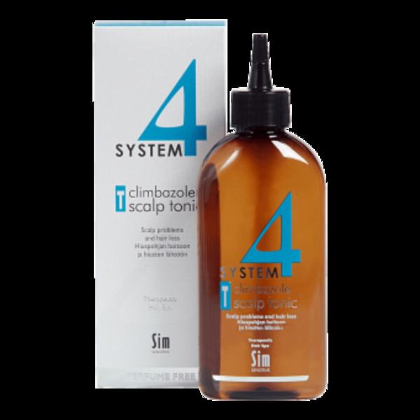 Система 4 тоник Т для стимуляции роста волос