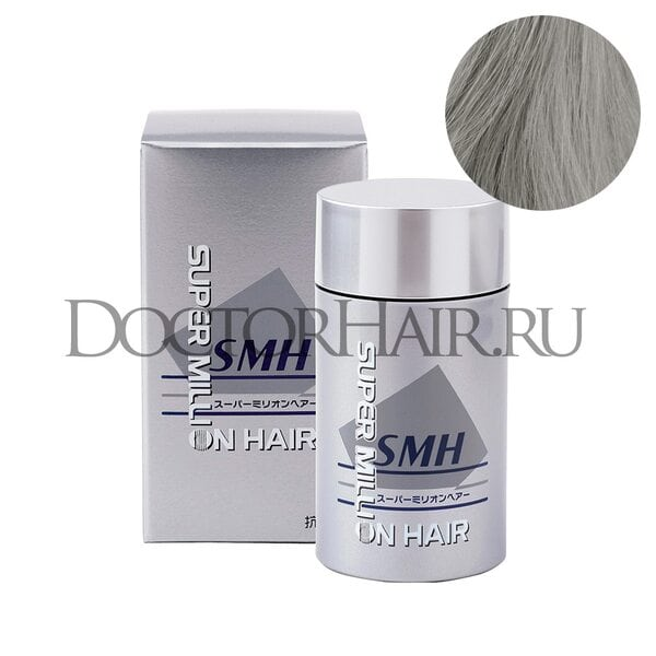 Загуститель Super Million Hair (седой)
