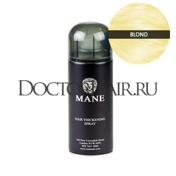 Спрей загуститель волос Mane (блонд)