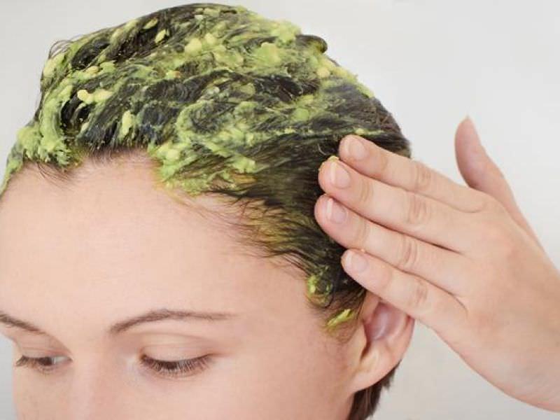 Маска для волос фото