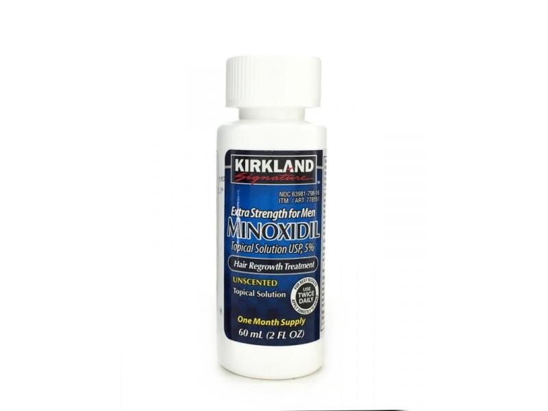 Kirkland Minoxidil фото