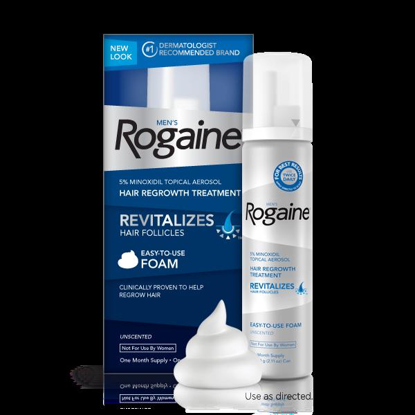 Rogaine для волос фото