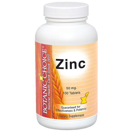 Zinc – препарат в виде капсул фото