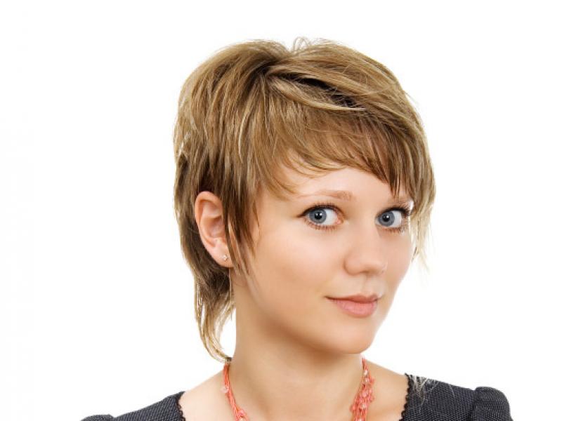 Короткие волосы всегда в моде фото