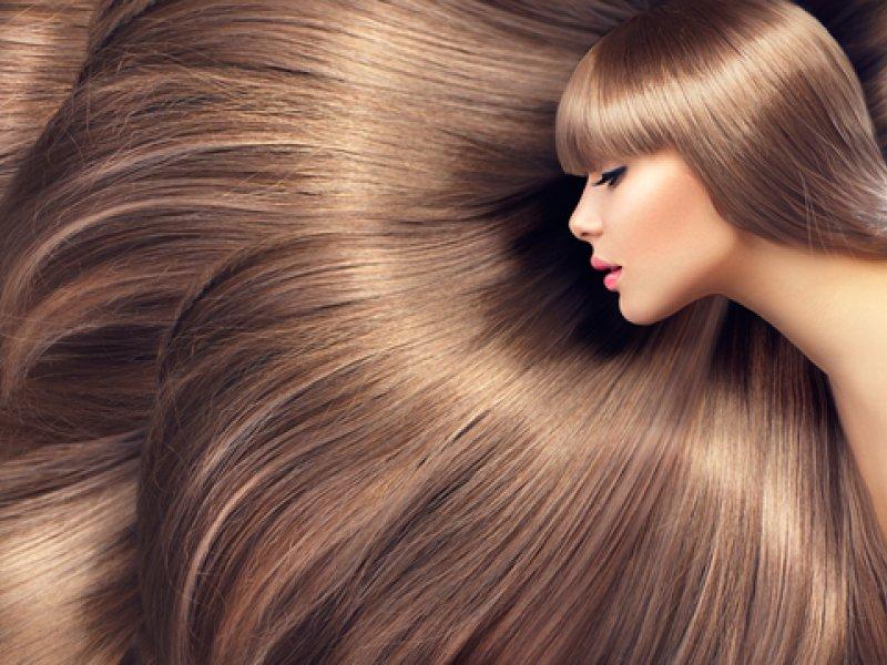 Красивые здоровые волосы фото