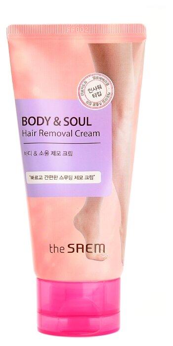 The Saem Крем Body & Soul Hair Removal Cream