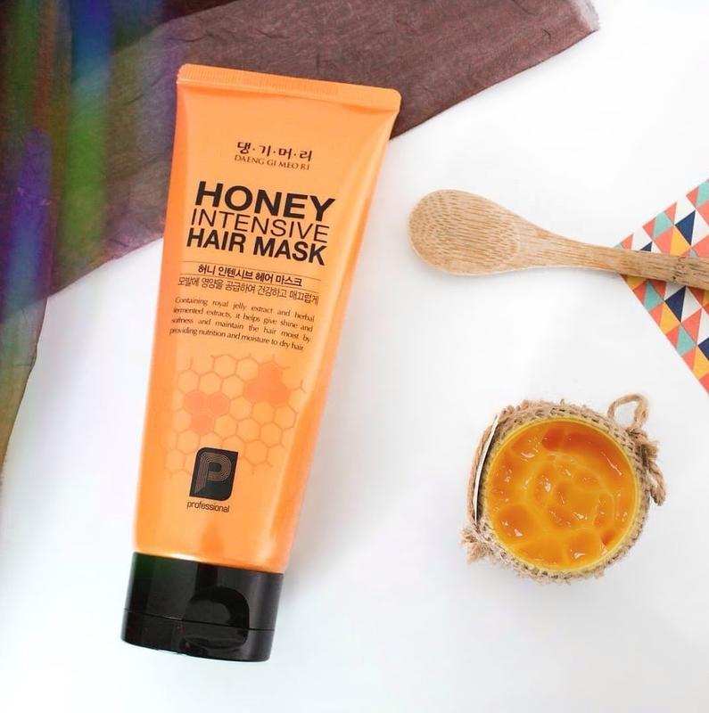Daeng Gi Meo Ri Honey Intensive Hair Mask