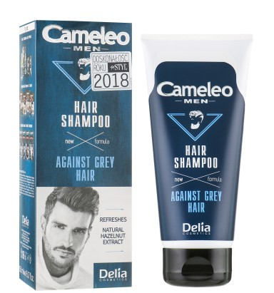 Delia Cameleo Men Shampoo