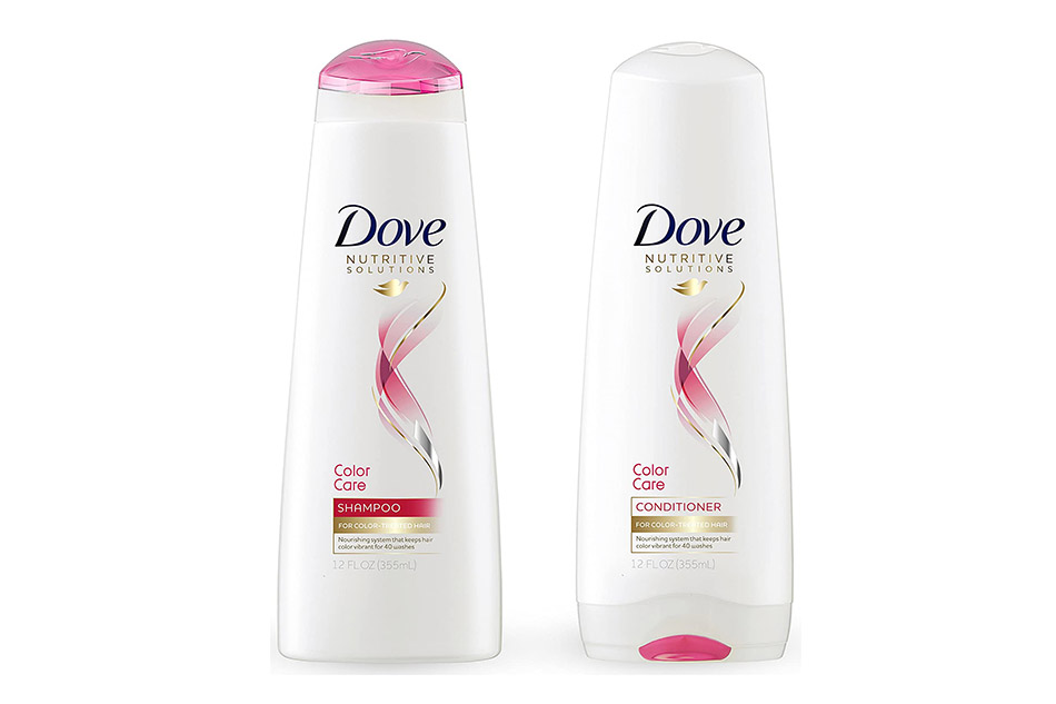 Dove Hair Therapy Сияние цвета