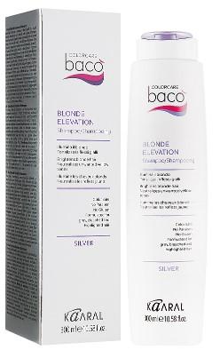Kaaral Blonde Elevation Shampoo