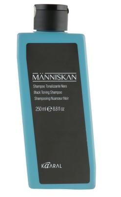 Kaaral Manniskan Black Toning Shampoo