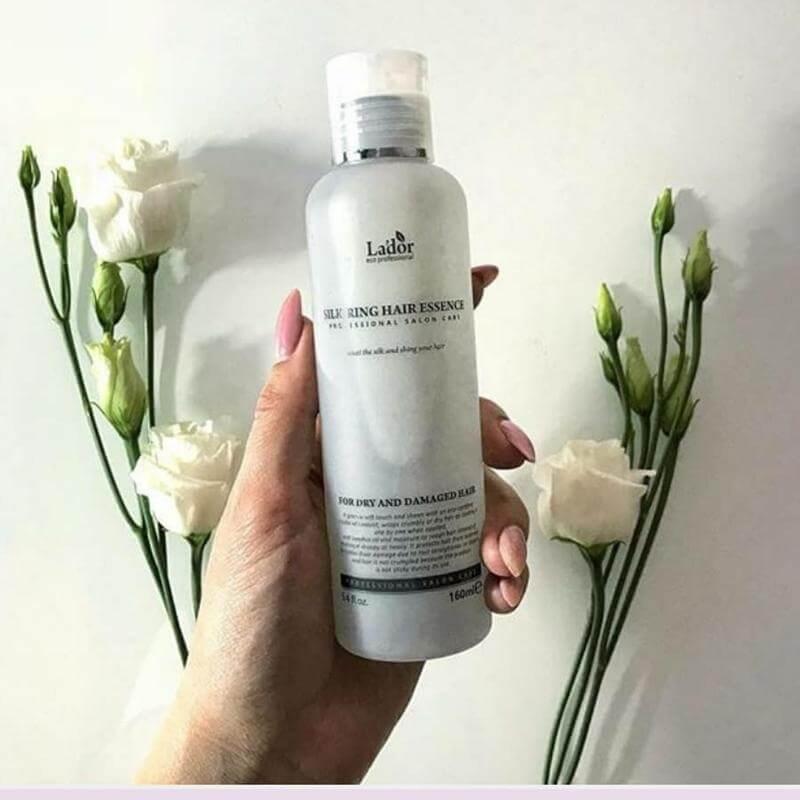 La'dor Eco Silk-Ring Hair Essence