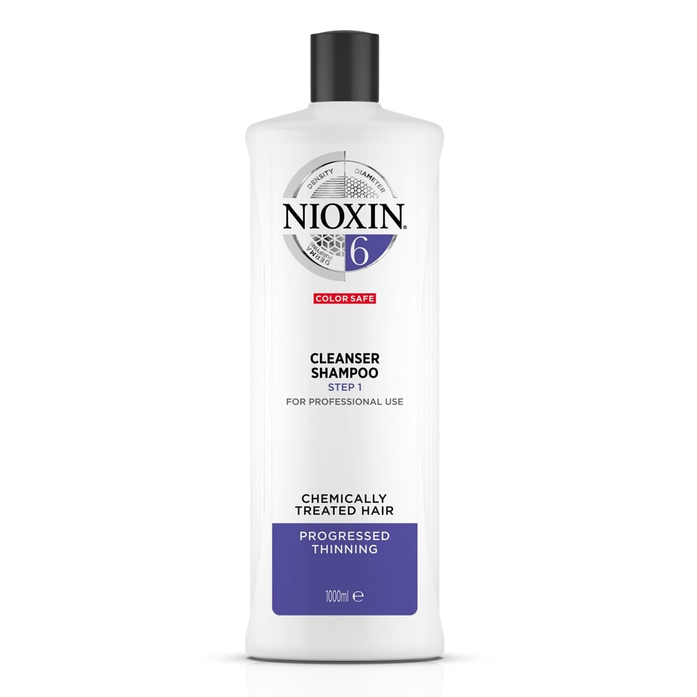 Nioxin Cleanser System 6
