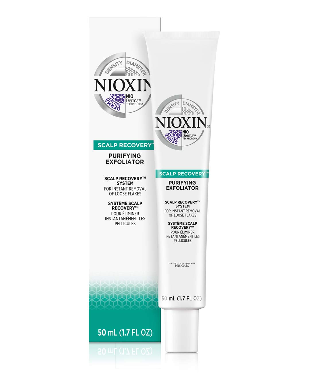 Nioxin Purifying Exfoliator Scalp Recovery Treatment