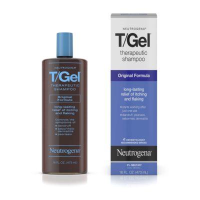 Neutrogena, T/Gel терапевтический шампунь