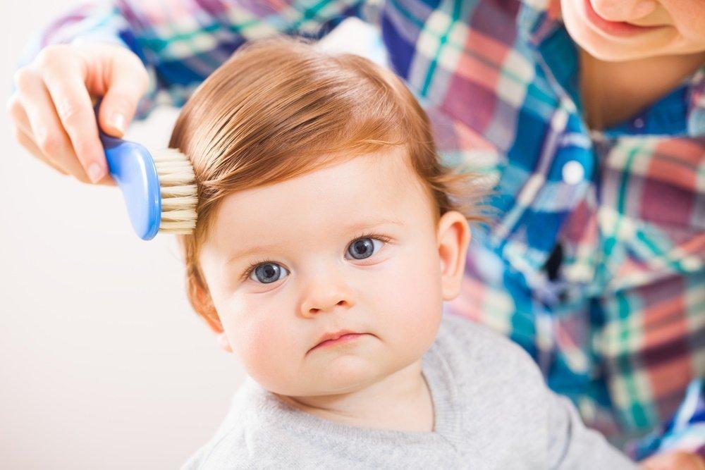 ломкость волос у детей