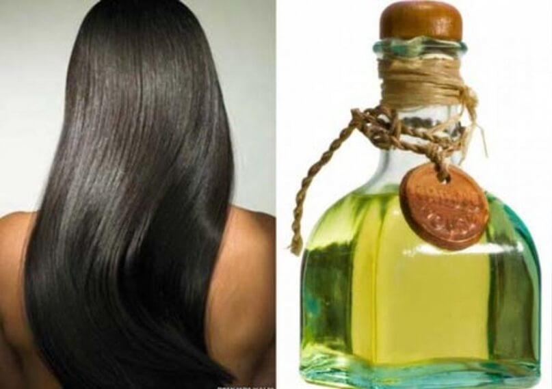 рецепты масок для волос с касторкой