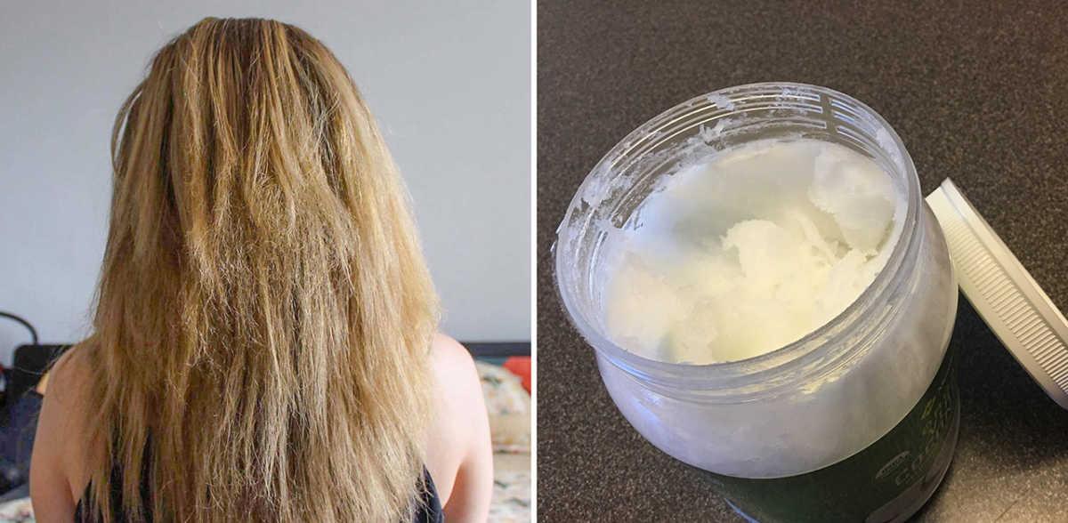 кокосовое масло для волос польза