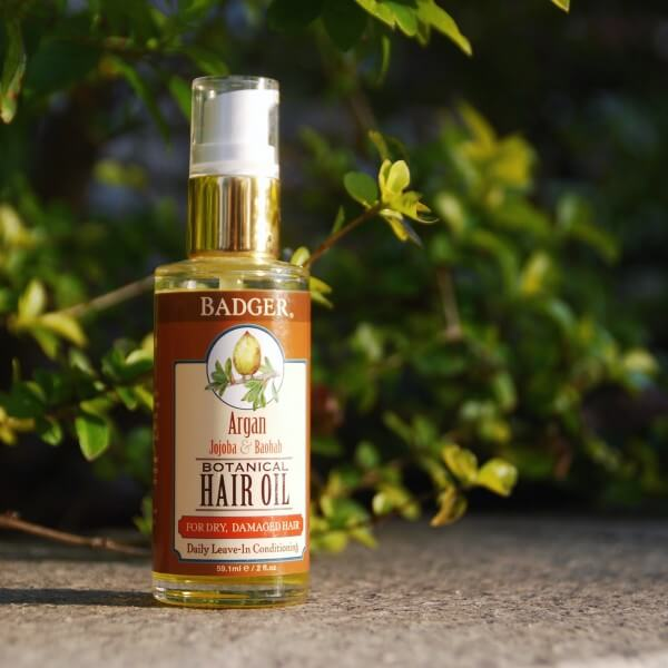 масло арганы для волос