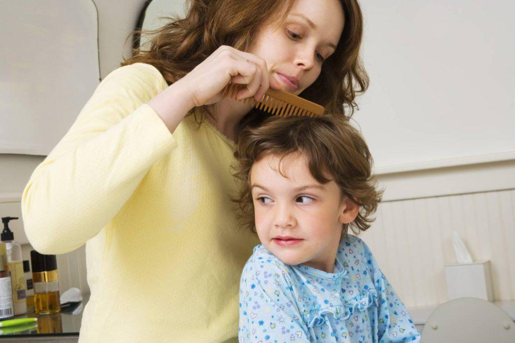 виды алопеции в детской возрасте