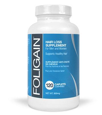 Foligain – витамины для улучшения волос на голове фото