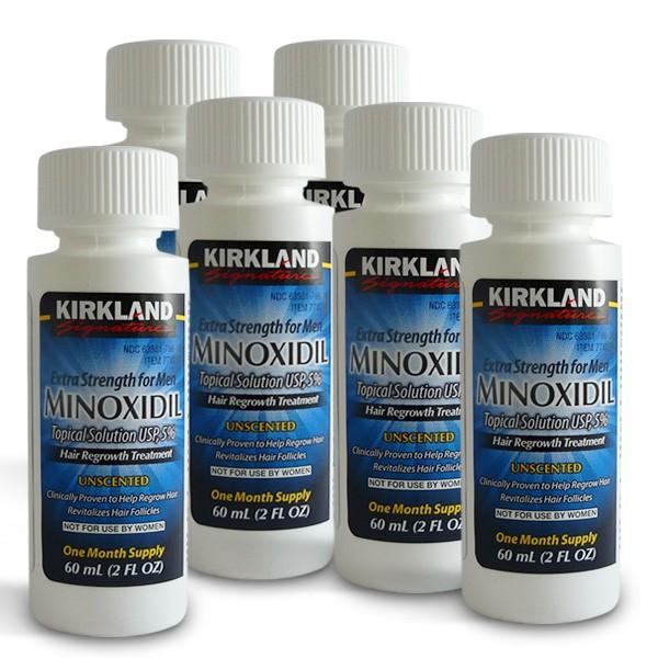 Средство для роста волос миноксидил