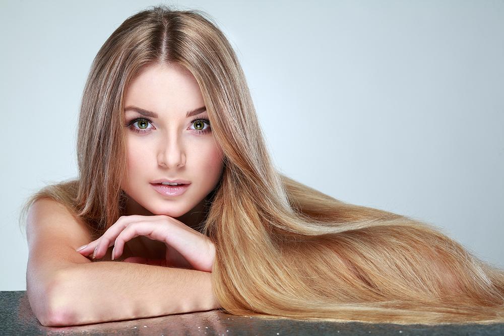 Красивые и сильные волосы фото